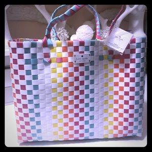 Kate spade tote, brand new with the tag